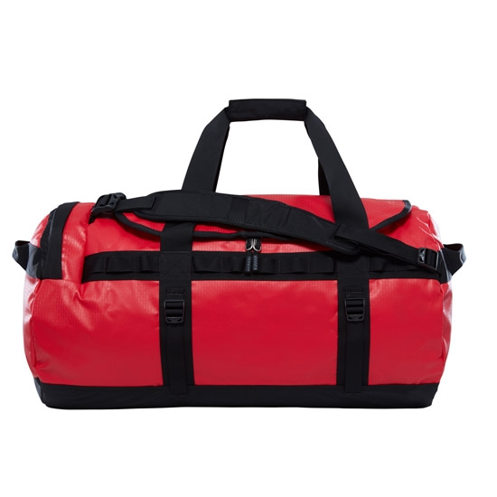 The North Face Base Camp Duffel M - Tnf Red/Tnf Black