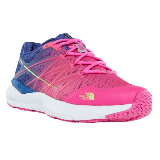 The North Face Ultra Cardiac II W - Sodalite Blue/Glo Pink