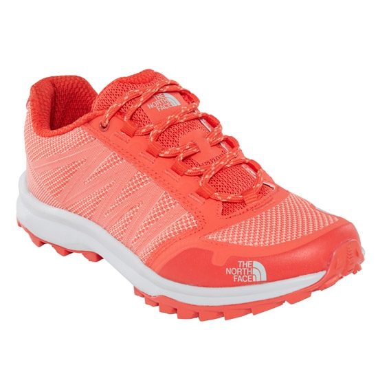 The North Face Litewave Fastpack W - Fire Brick Red/Desert Flow Orange