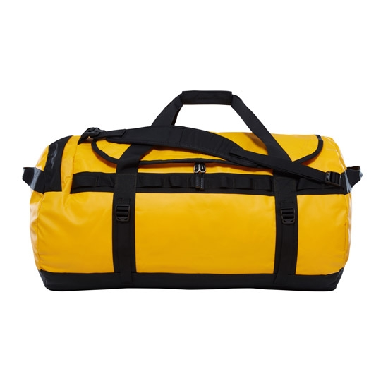 The North Face Base Camp Duffel L - Summit Gold/Tnf Black