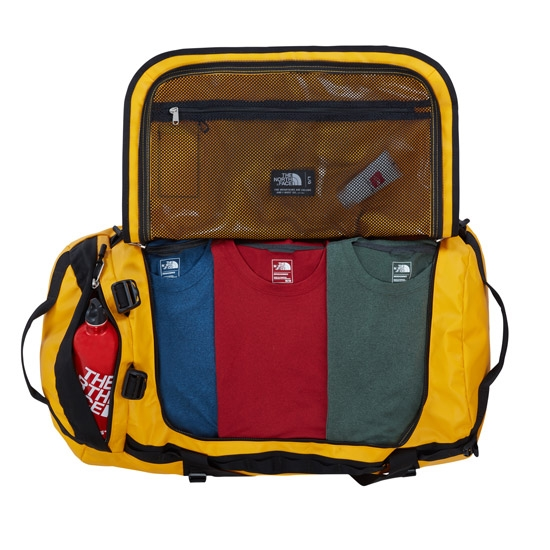 The North Face Base Camp Duffel L - Detail Foto