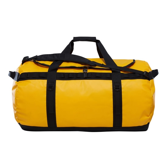 The North Face Base Camp Duffel XL - Summit Gold/Tnf Black