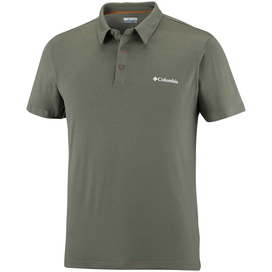 Columbia Triple Canyon Tech Polo - Cypress