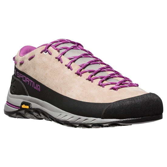 La Sportiva TX2 Leather W - Sand/Purple