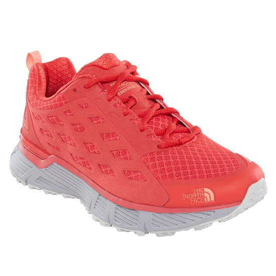 The North Face Endurus TR W - Juicy Red/Desert Flower Orange