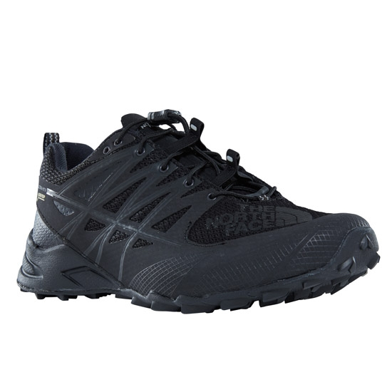 The North Face Ultra MT II GTX W - TNF Black/TNF Black