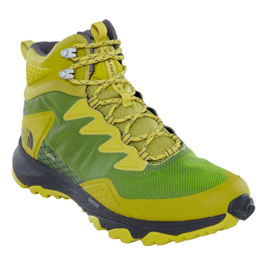 The North Face Ultra Fastpack III Mid GTX - Citronelle Green