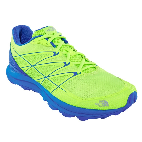 The North Face Litewave Endurance - Dayglo Yellow/Turkish Sea