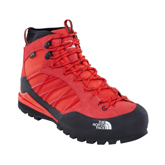 The North Face Verto S3K II GTX - Fiery Red/TNF Black