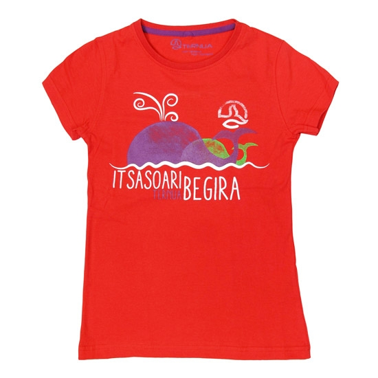 Ternua Noral Kids - Hibiscus Pink