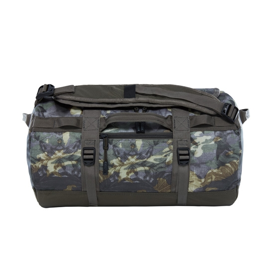 The North Face Base Camp Duffel XS - English Green/New Taupe