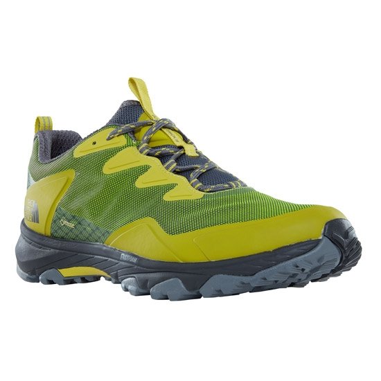 The North Face Ultra Fastpack III GTX - Citronelle Green/Zinc Gry