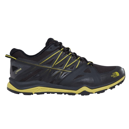 The North Face Hedgehog Fastpack Lite II GTX - TNF Black/Citronelle Green