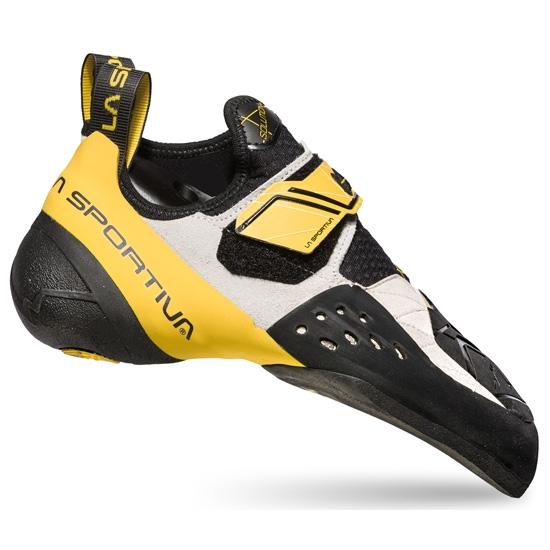 La Sportiva Solution - White/Yellow