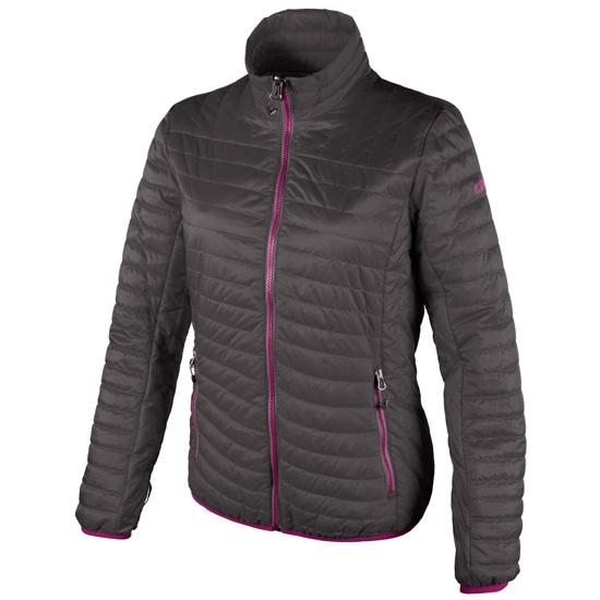 Campagnolo Woman Jacket W - Asphalt/Berry
