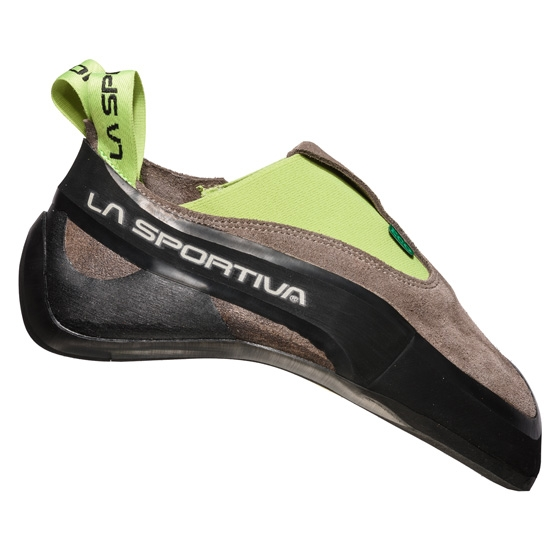 La Sportiva Cobra Eco - Falcon Brown/Apple Green