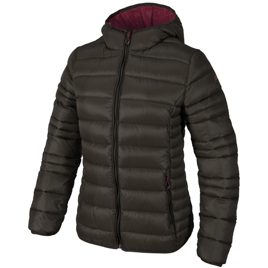 Campagnolo Fix Hood Down Jacket W - Antracite