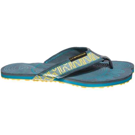 La Sportiva Swing - Slate/Tropic Blue
