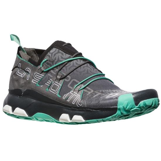 La Sportiva Unika W - Carbon/Jade Green