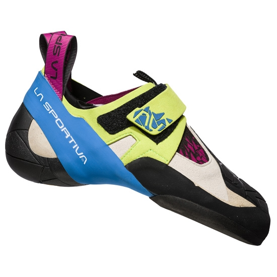 La Sportiva Skwama W - Apple Green/Cobalt Blue