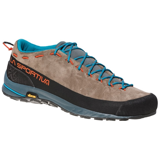 La Sportiva TX2 Leather - Falcon Brown/Tangerine