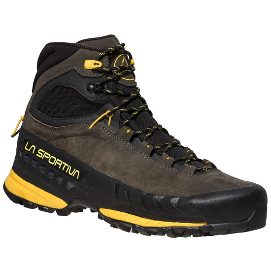 La Sportiva TX5 GTX - Carbon/Yellow