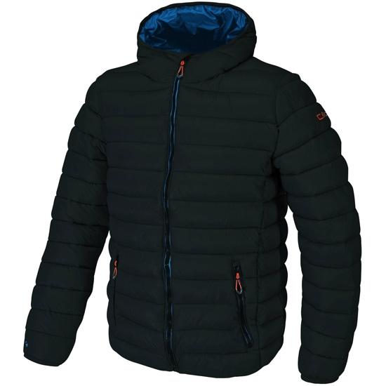 Campagnolo Fix Hood Jacket - Negro/Azul