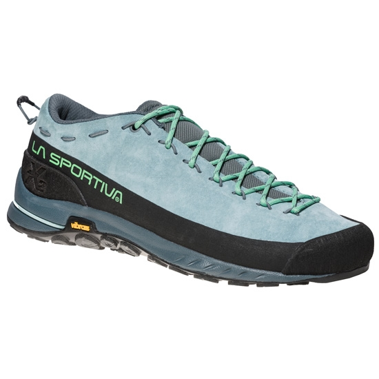 La Sportiva TX2 Leather W - Stone Blue/Jade Green