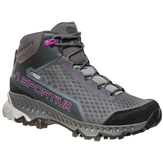 La Sportiva Stream GTX W - Carbon/Purple