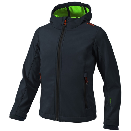 Campagnolo Softshell Jacket Girl - Menta Bitter