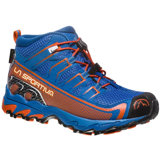 La Sportiva Falkon GTX Jr (27-35) - Marine Blue/Lily Orange