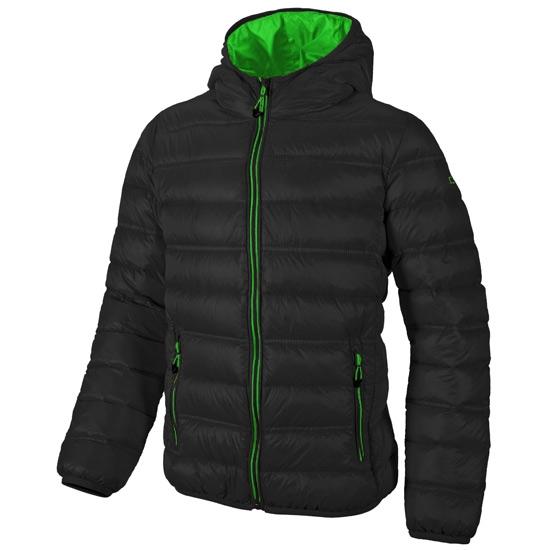 Campagnolo Fix Hood Down Jacket Jr - Nero