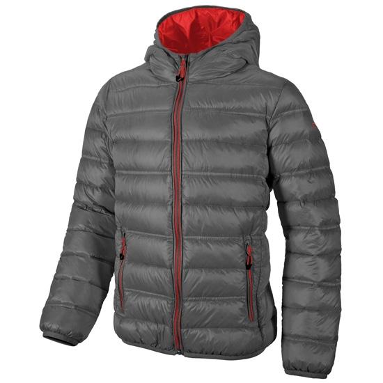 Campagnolo Fix Hood Down Jacket Jr - Asphalt