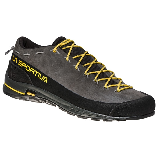 La Sportiva TX2 Leather - Carbon/Yellow