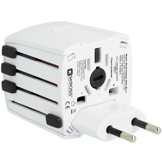 Lifesystems World Travel Adaptor -