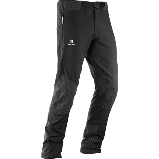 Salomon X Alp Mountain Pant - Black