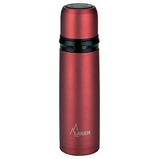 Laken Thermo Inox 0,5 L - Red