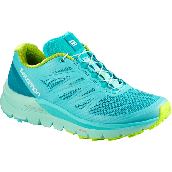 Salomon Sense Pro Max W - Blue Curacao/Beach Glass