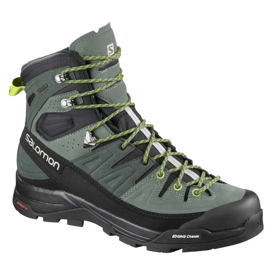 Salomon X Alp High Ltr Gtx - Urban Chic/Balsam Green
