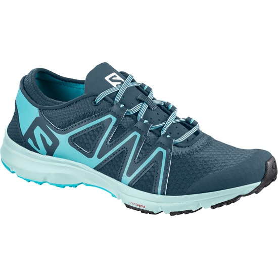 Salomon Crossamphibian Swift W - Mallard Blue/Blue
