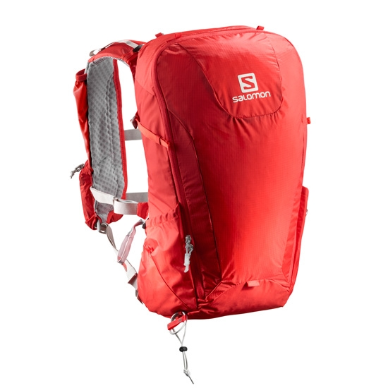Salomon Peak 20 - Fiery Red/Alloy