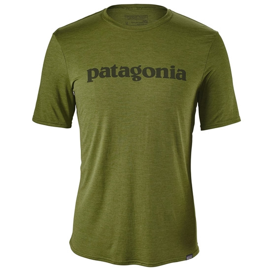 Patagonia Capilene Daily Graphic T-Shirt - Sprouted Green