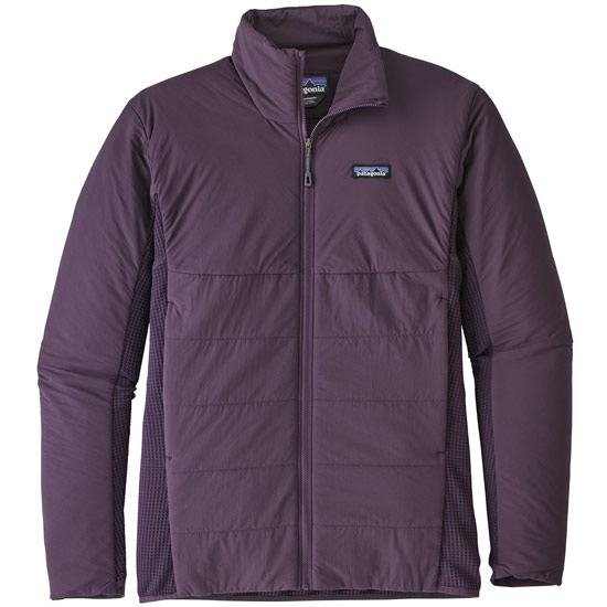 Patagonia Nano-Air Light Hybrid Jacket - Piton Purple