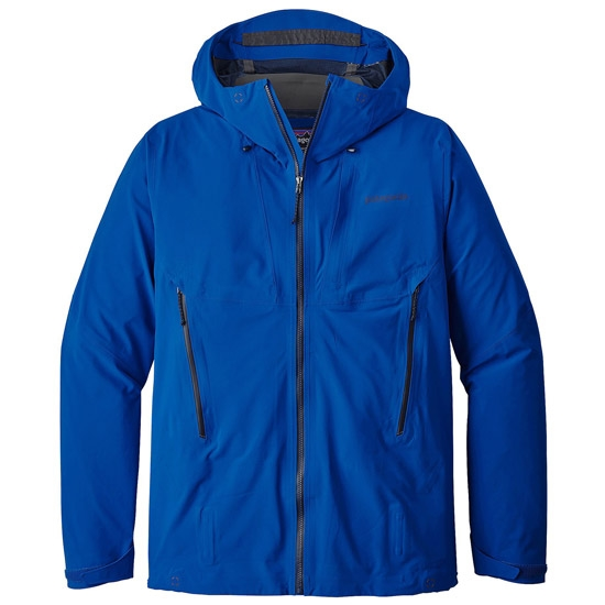 Patagonia Galvanized Jacket - Viking Blue