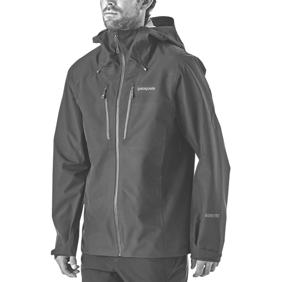 Patagonia Triolet Jacket - Photo of detail