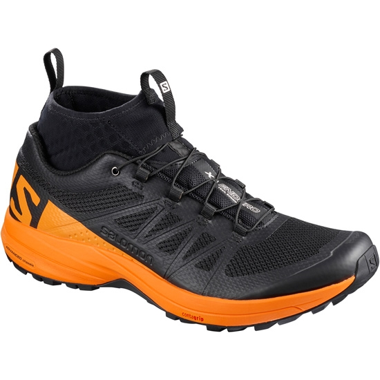 Salomon Xa Enduro - Black/Bright Marigold/Black