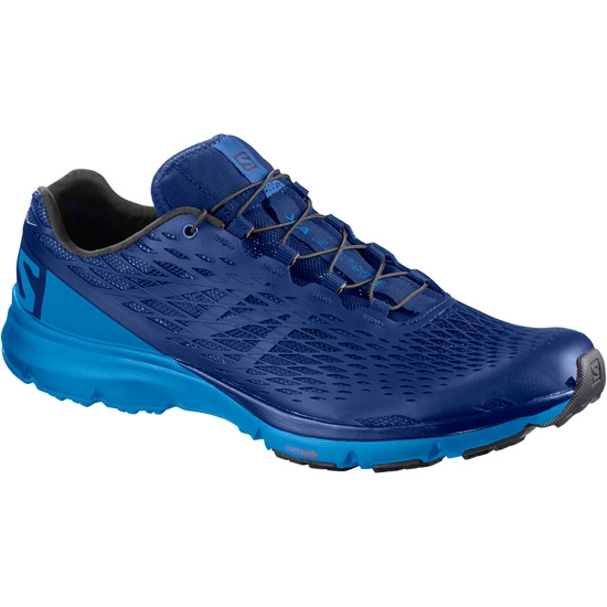 Salomon Xa Amphib - Nautical Blue/Surf The Web