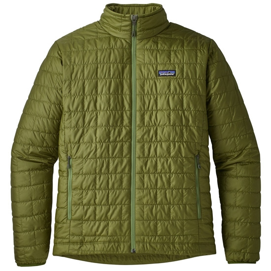 Patagonia Nano Puff Jacket - Sprouted Green