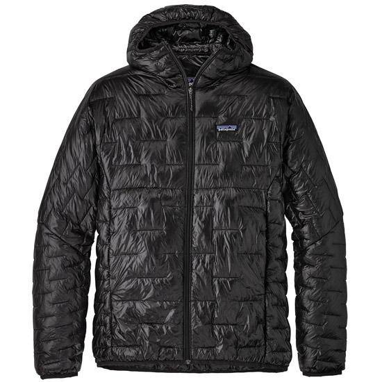 Patagonia Micro Puff Hoody - Black
