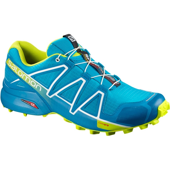 Salomon Speedcross 4 - Hawaiian Surf/Acid Lime